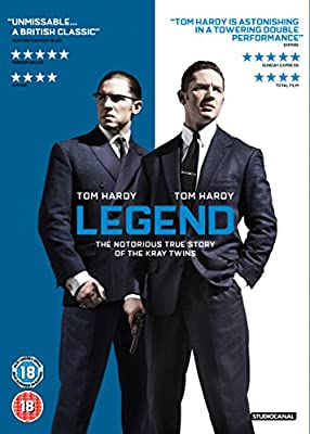 Legend [DVD] [2015]