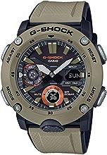 Casio Mens Analogique Quartz Montre avec Bracelet en Caoutchouc GA-2000-5AER