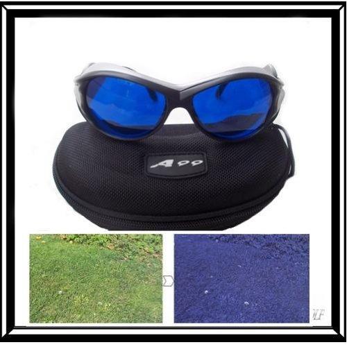 A99 pelotas Golf gafas marco plata caja regalo