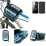 Fahrrad Rahmentasche für UMI Hammer S, Fahrradhalterung