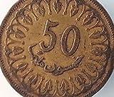 Tunesien 100 Mallima-Münzen