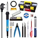 TABIGER Soldering Iron Kit, Upgraded 21-in-1...