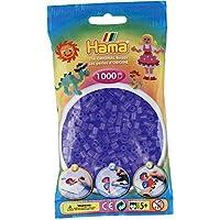 Dan Import HAMA Blister Eule 1.100 Stück Bügelperlen Perlen Spielzeug Kinder Basteln & Kreativität