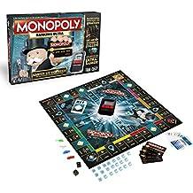 Hasbro Monopoly Game: Ultimate Banking Edition Niños y adultos Simulación económica - Juego de tablero (Niños y adultos, Niño/niña, Simulación económica, AAA, Alcalino)