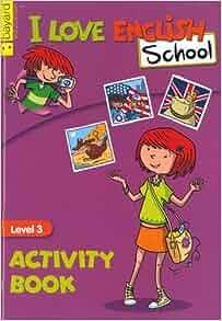 Amazon.fr - I Love English School CM2 : Activity Book - Bayard Education - Livres