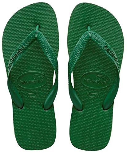 Havaianas Tongs Homme/Femme Top Vert (2619 Amazonia)