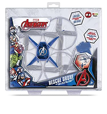 Avengers Flying Rescue Drone