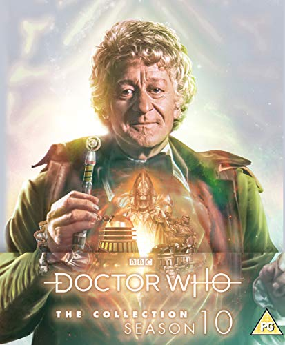 Picture of Doctor Who - The Collection - Season 10 [Blu-ray] [2019]
