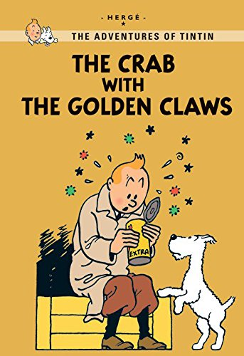 The Crab with the Golden Claws (Tintin Young Readers Series)