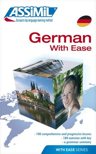 German With Ease : Dictionnaire bilingue anglais-allemand