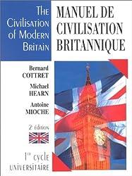 Manuel de civilisation britannique : Premier cycle universitaire