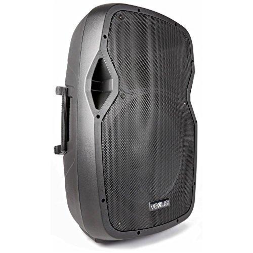 Ap Serie Ap (vonyx AP1500A AP Series–Lautsprecher ABS, schwarz)