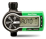 Bewässerungsuhr Digitaler Wasser-Timer Steuergerät mit Wasserhahn-Anschluss