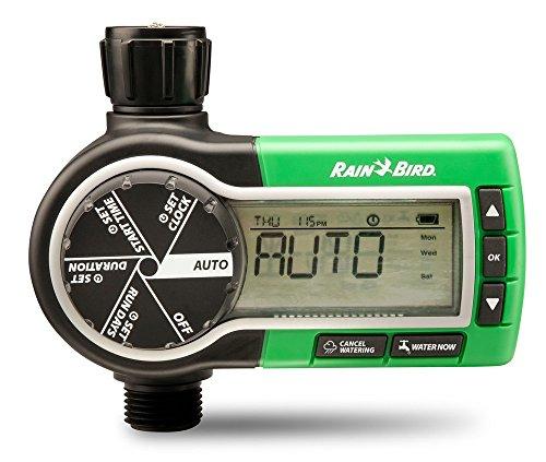 Bewässerungsuhr Digitaler Wasser-Timer Steuergerät mit Wasserhahn-Anschluss -