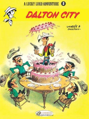 Lucky Luke - tome 3 Dalton City (03) par Morris