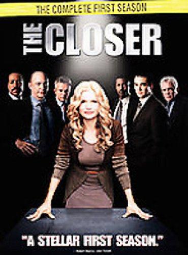 The Closer - Complete Season 1 (4 DVDs)