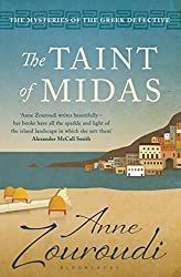 The Taint of Midas by Anne Zouroudi (2011-05-09)