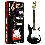 Air AGPN-003-Pack Guitare électrique avec amplificateur + Sac