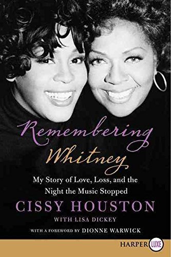 [Remembering Whitney: My Story of Love, Loss, and the Night the Music Stopped] (By: Cissy Houston) [published: April, 2013]