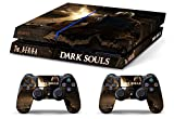 Skin PS4 HD DARK SOULS 2 - limited edition DECAL COVER Schutzhüllen Faceplates playstation 4 SONY BUNDLE