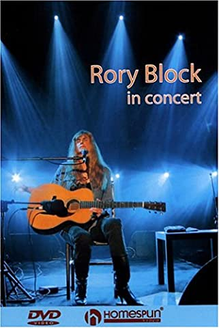 Rory Block in Concert [Import anglais]