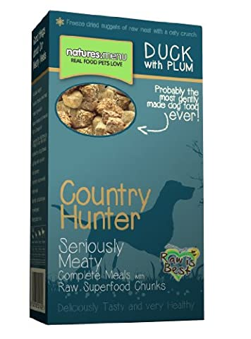 Natures Menu Duck & Plum Natural Dry Dog Food -