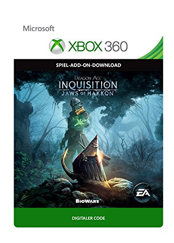 Dragon Age: Inquisition DLC: Jaws of Hakkon [Xbox 360 - Download Code] Xbox 360 Dlc