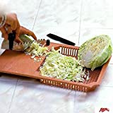 #5: Anjali Cut-N-Wash Delux Chopping Board, Brown