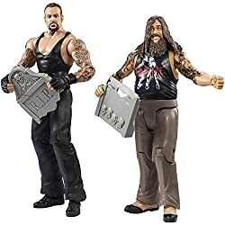 WWE THE UNDERTAKER BRAY WYATT WWF BATTLE PACK MATTEL SERIE 38 WRESTLING FIGURE