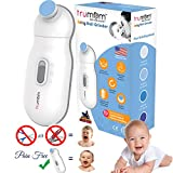 Trumom (USA) Baby Nail Clippers for 0-2 Years New born Baby, Electric Nail Trimmer, Safe Nail Cutter and Scissor with 4 Grinder Heads newborn … …