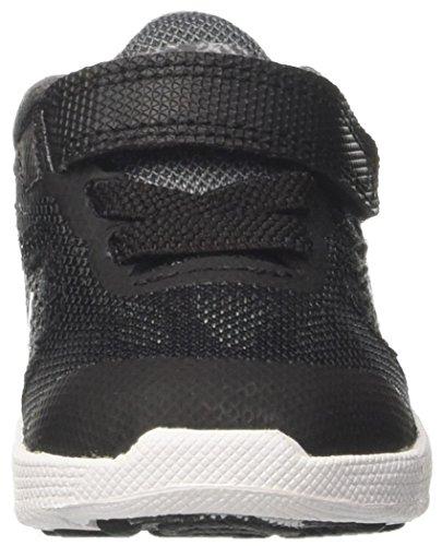 Nike Revolution 3 (Tdv) Scarpe Prima infanzia (1-10 mesi), Bambino Grigio (Dark Grey/White/Black/Pure Platinum)
