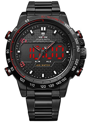 alienwork-reloj-led-analogico-digital-xxl-oversized-led-multi-funcion-metal-rojo-negro-wdwh-6102-b-5