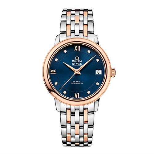 Omega de Ville Prestige Diamond Ladies Watch 424.20.33.20.53.001