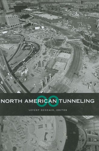 North American Tunneling 2000: Underground Construction -