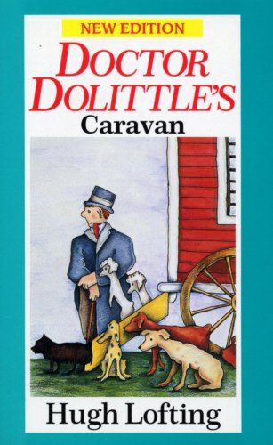 Doctor Dolittle's caravan.