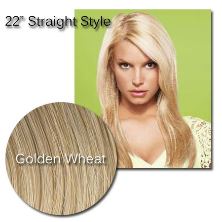 jessica-simpson-hair-do-22-inch-straight-clip-in-hair-extensions-golden-wheat-blonde