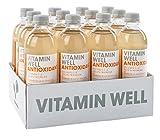 Vitamin Well Vitamindrink Antioxidant, 12 x 0.5 l