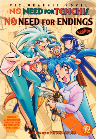 No Need for Tenchi!: No Need for Endings