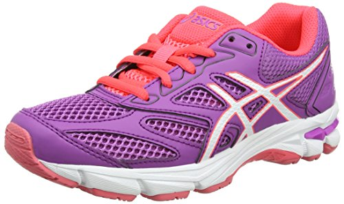 Asics Gel-Pulse 8 Gs, Chaussures de Tennis Mixte Enfant, Violet Rose (Orchid/white/diva Pink)