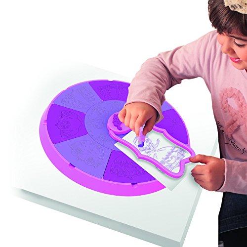 Princesa Sofía - Rueda de diseños (IMC Toys 205345)