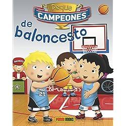 Peque campeones de baloncesto