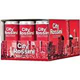60 Dosen City City Rossini Rosé Erdbeere & Rhabarber Vol.