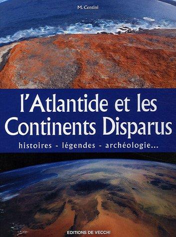 Atlantide, lieux et cités disparus