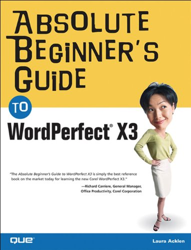 absolute-beginners-guide-to-wordperfect-x3