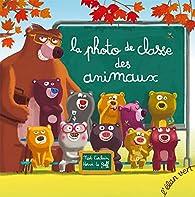 La photo de classe des animaux par Hervé Le Goff