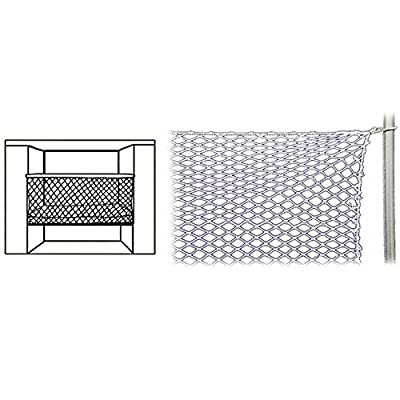 Osculati nylon fall protector / safety net for bunks