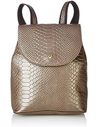 Hidesign leather Women's Backpack MEKONG 1 (Black)