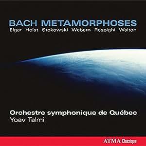Bach:Methamorphoses