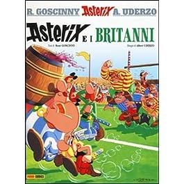 Asterix e i britanni: 8