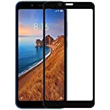 Amazon Brand - Solimo Full Body Tempered Glass for Mi Redmi 7A, with Installation kit
